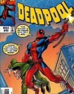 foto superhero deadpool versi komik