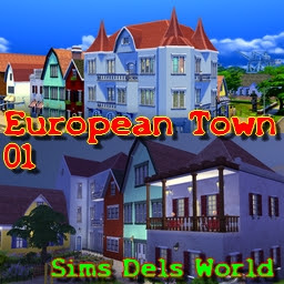 sims4 city