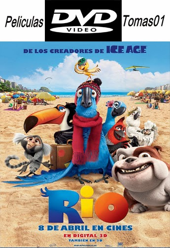 Río (2011) DVDRip
