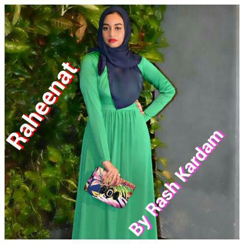 RAHEENAT 97-98 ~ Rashida Abdullahi Kardam