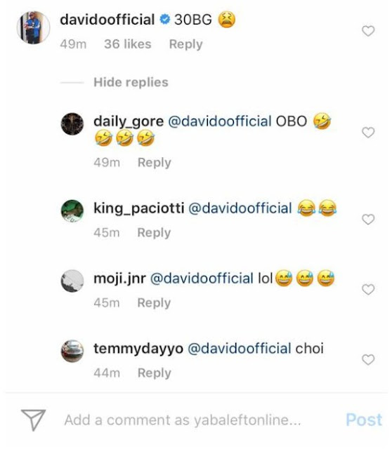 Freeze, Davido, Jude Reacts To Video Of Pastor Adeboye Asking For N1 Billion Donation