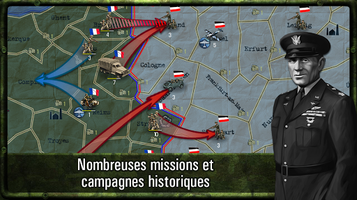 Strategy & Tactics: WW II  captures d'écran 2