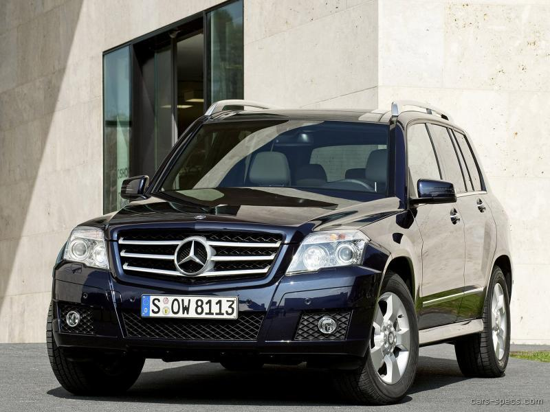 2010 mercedes benz glk class suv specifications pictures for Mercedes benz suv 2010 price