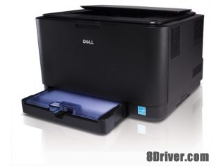 How to download Dell 1230c printer driver for Windows XP,7,8,10