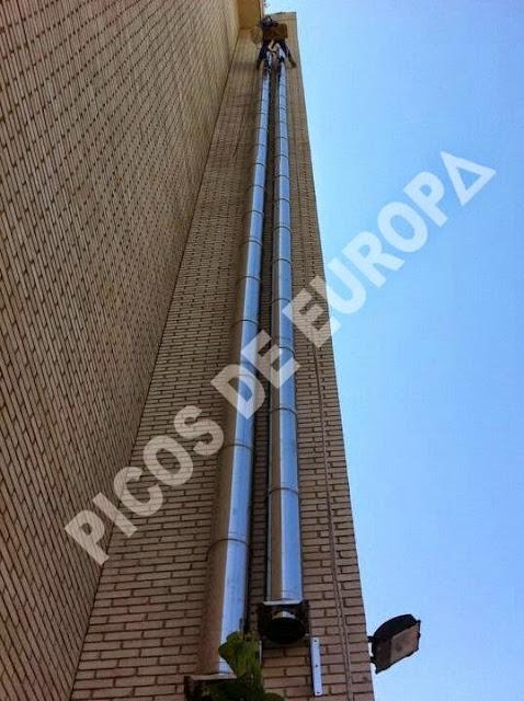 Chimeneas picos de europa precios tubos doble pared para chimeneas madrid - Tubos chimenea acero inoxidable precios ...