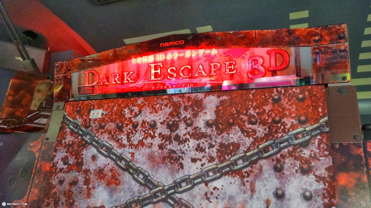 The dark dating party escape