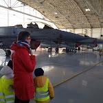 Wizyta na lotnisku w Krzesinach 2013
