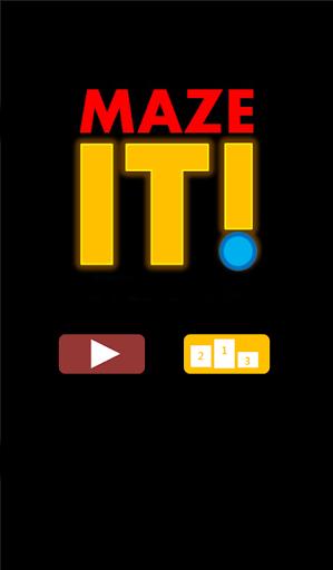 메이즈잇 Maze it