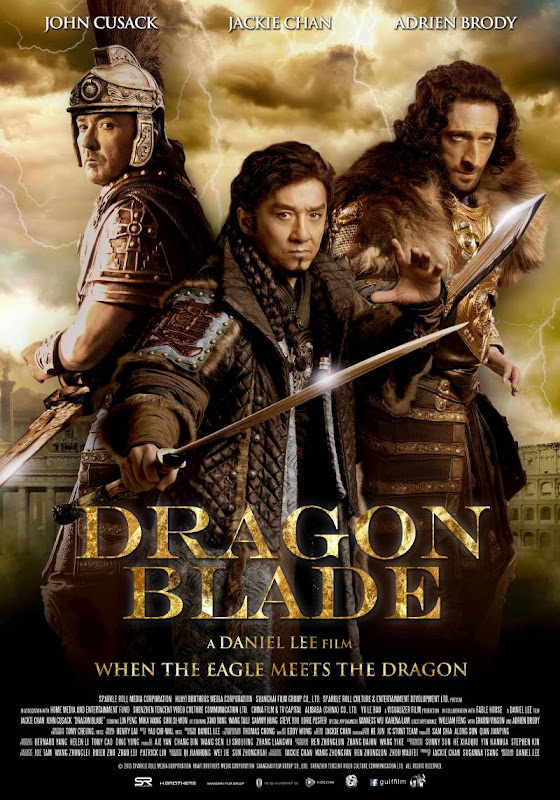 jackie chan's dragon blade