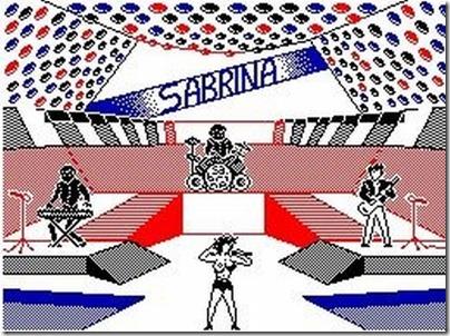 Sabrina MSX