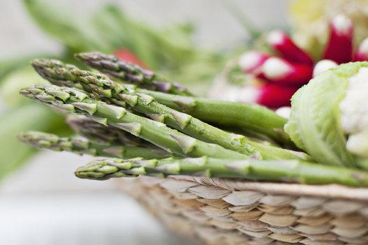 asparagus sebagai makanan penyubur