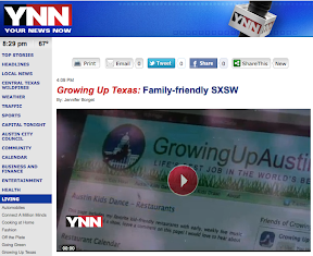 Growing Up Austin on Your News Now