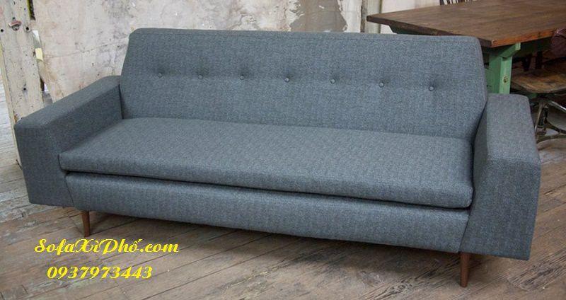 Đóng mới ghế sofa phòng khách - Sửa ghế sofa da bò quận 7