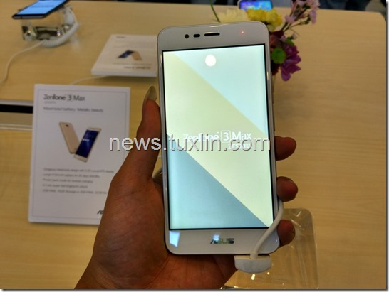 Hands On Asus Zenfone 3 Max ZC520TL, Andalkan MediaTek Quad Core