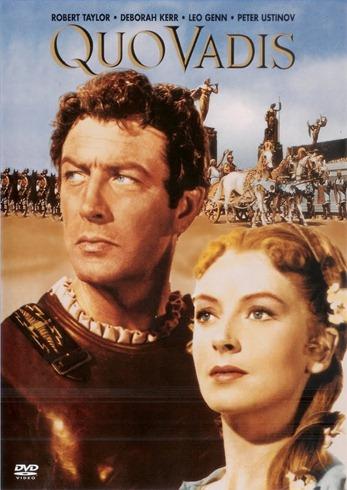 Quo Vadis - 1951 - Capa DVD