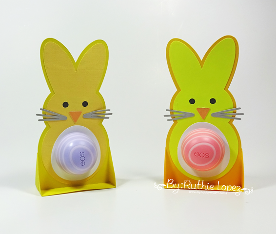 Bunny Lip Balm - Eos balm - SnapDragon Snippets - Ruthie Lopez - My Hobby My Art 2