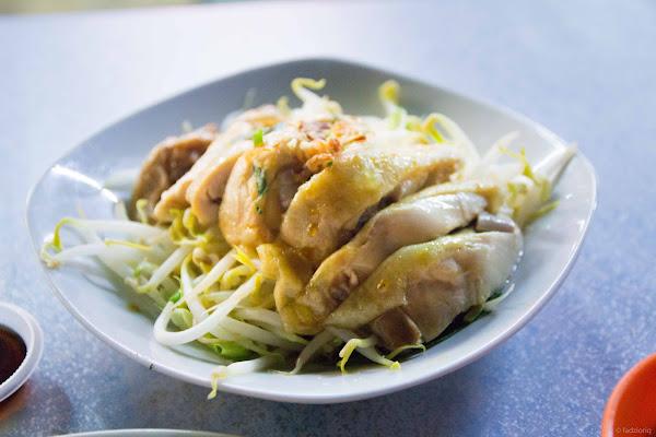 Ayam Taugeh