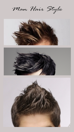 HairStyles - Mens Hair Cut Pro 1.1 screenshots 3