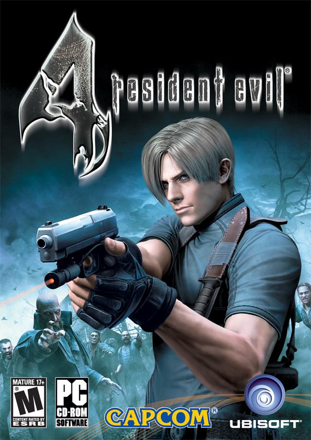 โหลดเกมส์ (PC) Resident Evil 4 ภารกิจตามหาลูกสาวประธานาธิบดี