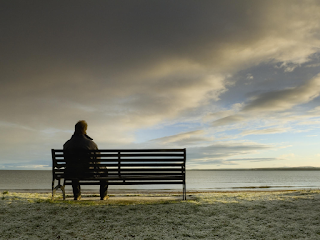 Loneliness can increase the risk of stroke