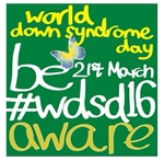 World Down Syndrome Day - Facebook photo (Mark Jones)