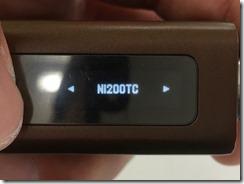 IMG 8829 thumb2 - 【オシャレ系ビルトイン型スターターキット】DIGIFLAVOR Wild Fire Kit(デジフレーバー・ワイルドファイアキット)【レビュー】~カッコイイんだけどもうちょっと容量があったらな~(o'3'o)編~
