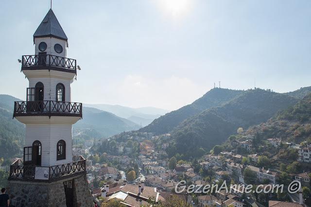 Zafer Kulesi'nden Göynük manzarası