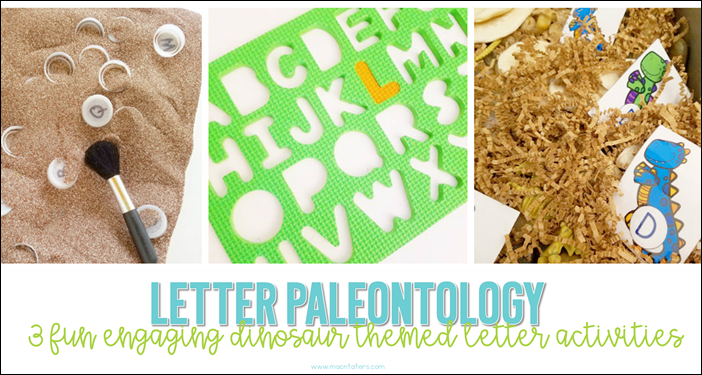 Letter Paleontology