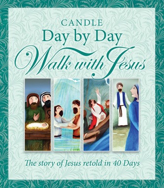 Candle Day by Day Walk with Jesus