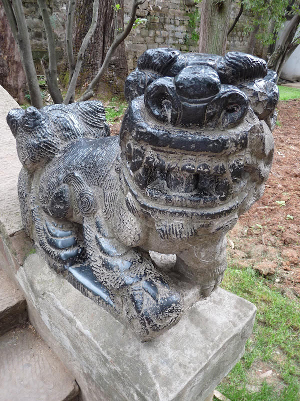 CHINE.YUNNAN.KUN MING Temple, jardin horticole,Musée des minorites - P1270299.JPG