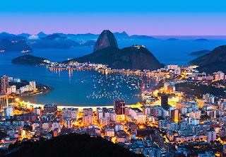 Čudoviti Rio de Janeiro