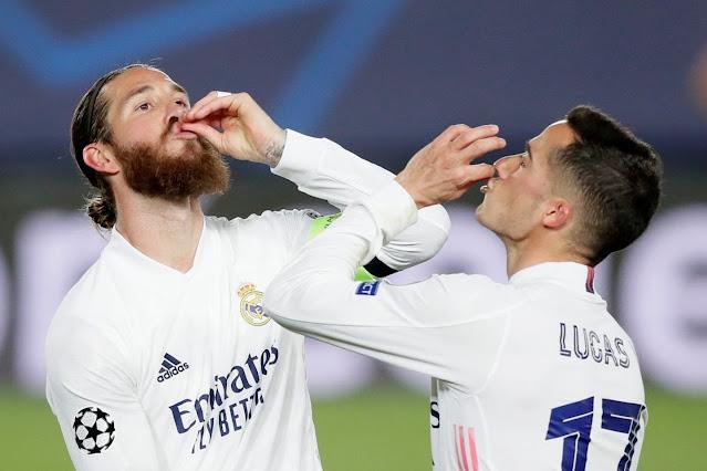 6 Statistik Kemenangan Real Madrid vs Atalanta