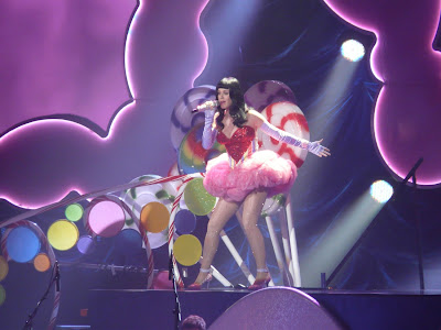 Katy Perry California Dreams Tour Paris
