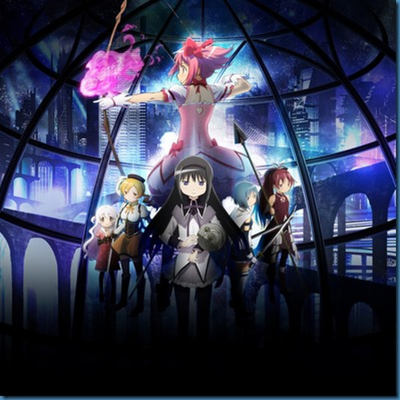 New Footage of the 3rd Madoka Magica Movie revealed…