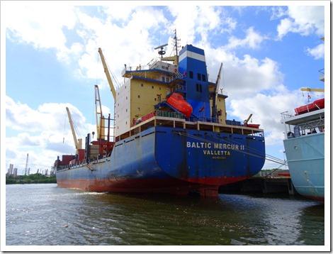 Sam Houston Boat Trip
