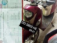 Begal Kembali Beraksi di Kota Bulukumba Motor Yamaha Vino Dirampas Pelaku