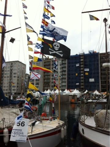 Hé tanker Ostende