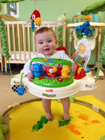 The Academy Of Harpeth Village Infant Crafts
