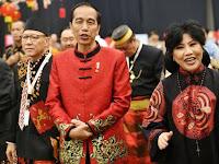 Soal 100 Hari Kerja, Jokowi: Tanya ke Menteri