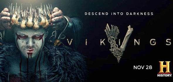 Poster Of Vikings 2018 - 2019 Watch Online Free Download