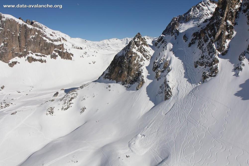 Avalanche Maurienne, secteur Rochilles, Tours de Notre Dame - Photo 1