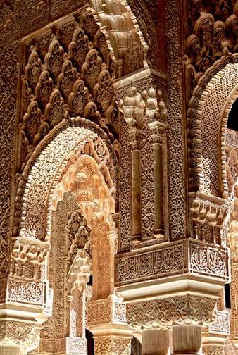 Alhambra, Granada, Spain 3
