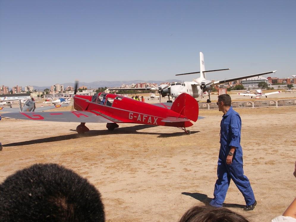 """Exhibición aerea de la Fundación """"Infante de Orleans"""". PICT0439"""