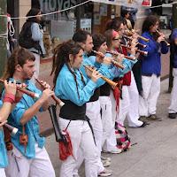 Diada dels Castellers de Terrassa 7-11-10 - 20101107_178_grallers_CdT_Terrassa_Diada_dels_CdT.jpg
