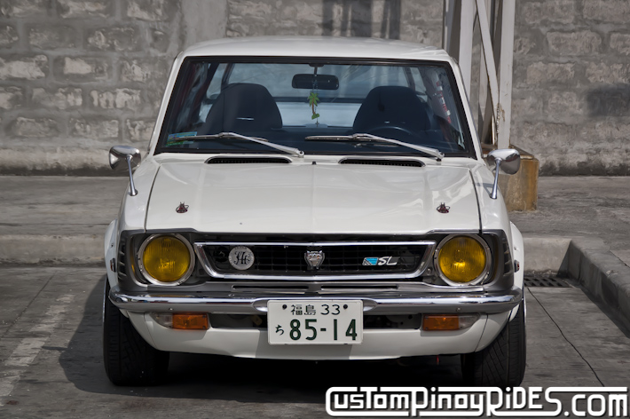 2nd Gen Old School Toyota Corolla By Cartistics Auto Restoration