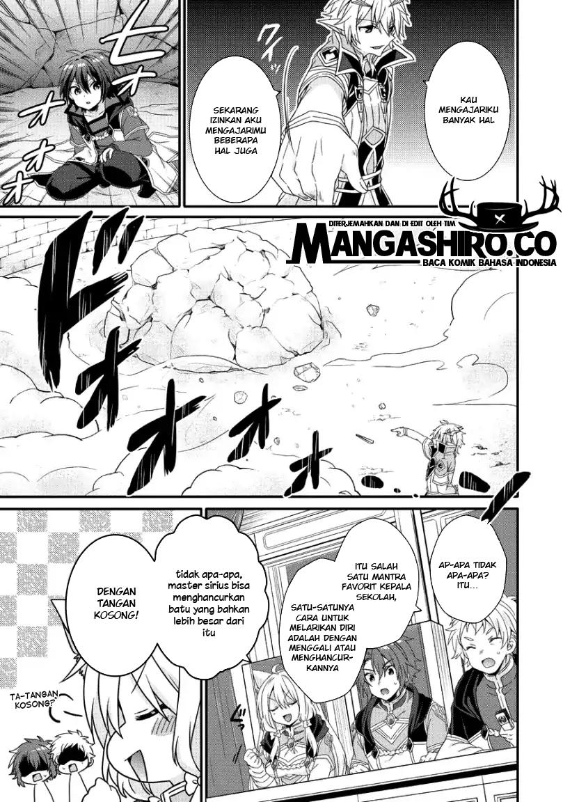 World Teacher: Isekaishiki Kyouiku Agent: Chapter 25 - Page 10