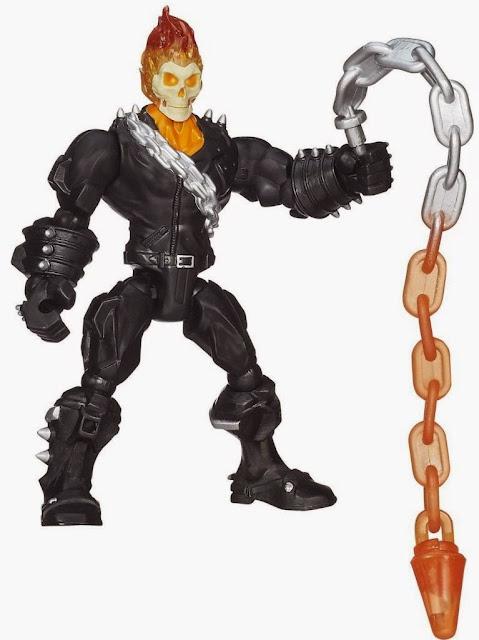 Mô hình Ma tốc độ Ghost Rider phiên bản kết hợp
