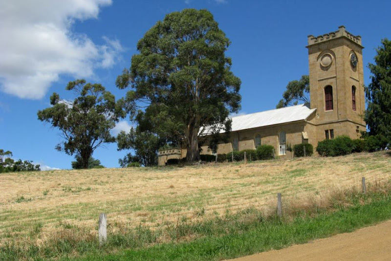 ABC: 3 May 2011, The Anglican Church wants to sell off land next to St Lukes Richmond.