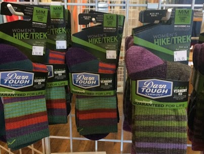 Its starting to feel like sock weather. We have lots of …