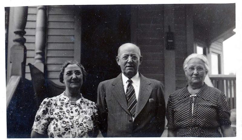 Aunt Amelia, Uncle Charlie, Gramma Drechsler